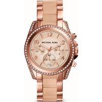 Femmes Michael Kors Blair Chronographe Montre